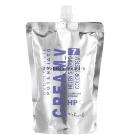 CREAM -V  Осветляющий крем c антижелтым эффектом
