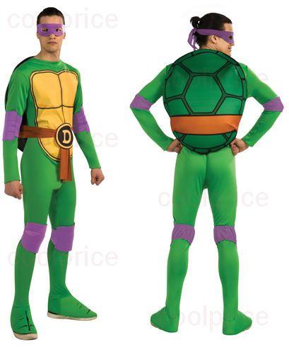 Как сделать себя черепахой ниндзя