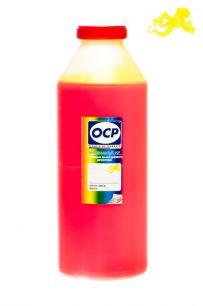 Чернила OCP Y 712 для картриджей CAN CL-511/513, 1 kg
