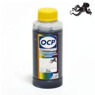 Чернила OCP 249 BKP для HP картриджей #21,27,56,129,130,131,132,140,121,178 pigment, 100 gr