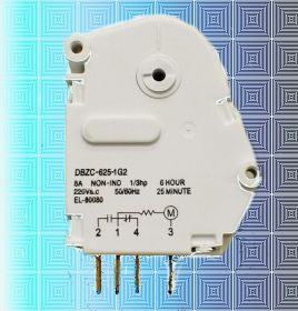 Таймер dbzc-625 схема подключения