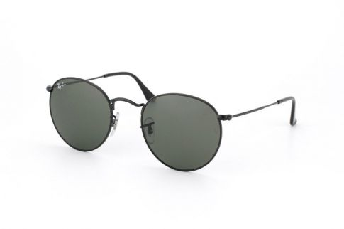 Ray-Ban Round Metal RB3447 002