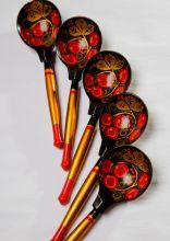 Spoons. Khokhloma