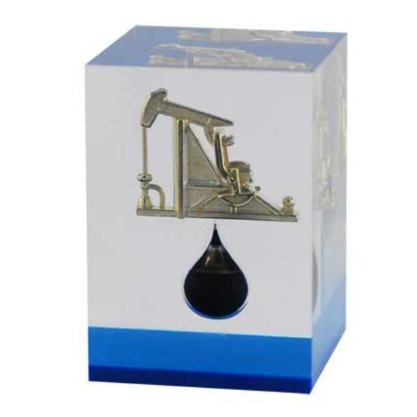 Пресс-папье Капля нефти