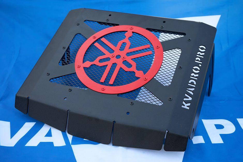 Вынос радиатора для YAMAHA GRIZZLY 700/550