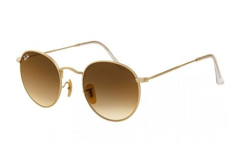 Ray-Ban Round Metal RB3447 001/51