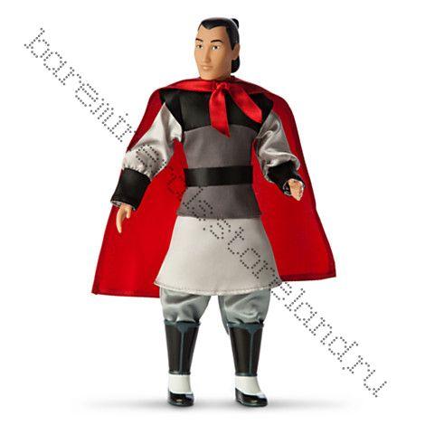кукла Ли Шанг  Дисней Мулан