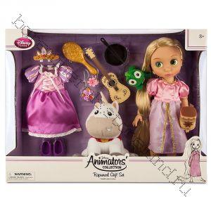 Кукла малышка Рапунцель подарочный набор музыкальный