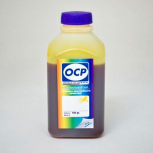Чернила OCP 117 YP для картриджей EPS T0344 (2100/2200), 500 gr