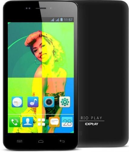 EXPLAY Rio Play Black
