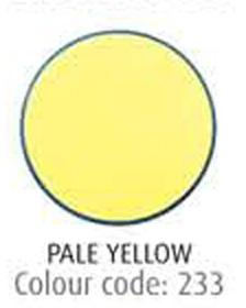 Бледно-желтый