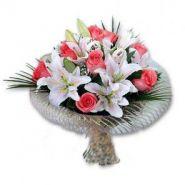 Букет из роз «Покорение»