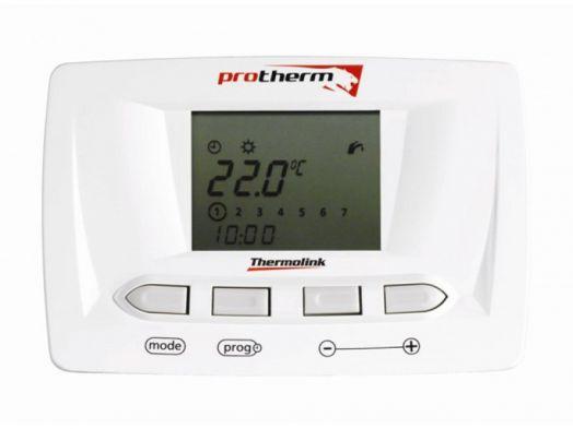 Комнатный регулятор температуры Protherm Thermolink S (заменен на Protherm Exacontrol 7)