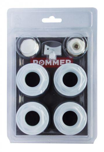 """Комплект для установки радиатора Rommer 3/4"""""""
