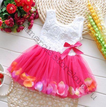 """Платье туту """"Карамелька"""" рост 110 см розовое"""