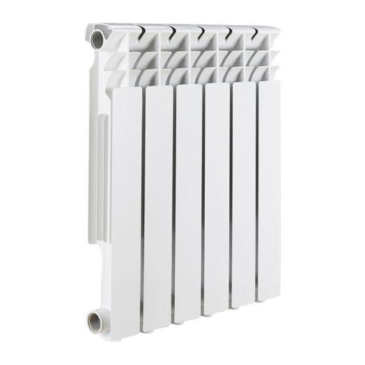 Радиатор биметаллический Rommer Optima BM 4 секции 500-80-80